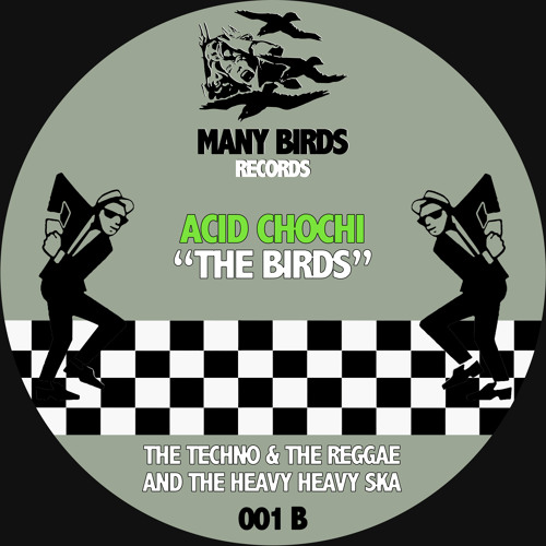 Acid Chochi - The Birds (*OUT NOW*)