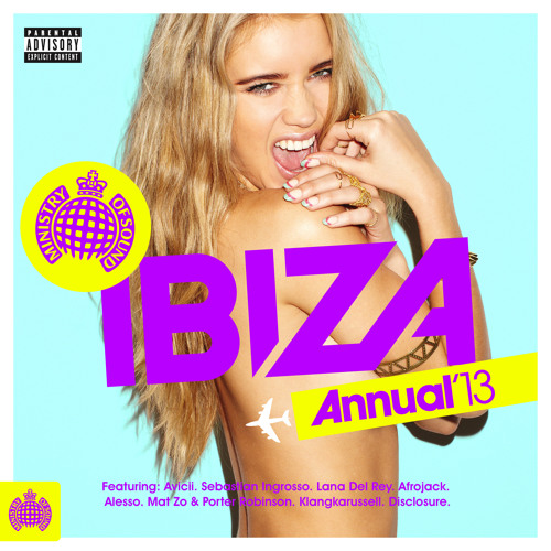 Ibiza Annual Minimix (International Release)