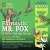 Fantastic Mr. Fox by Roald Dahl, read by Chris O'Dowd