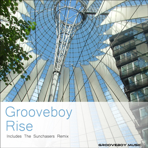 GBM005 Grooveboy - Rise(The Sunchasers  Mix)