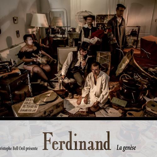 Docteur Jekyll (Ferdinand - la genèse)