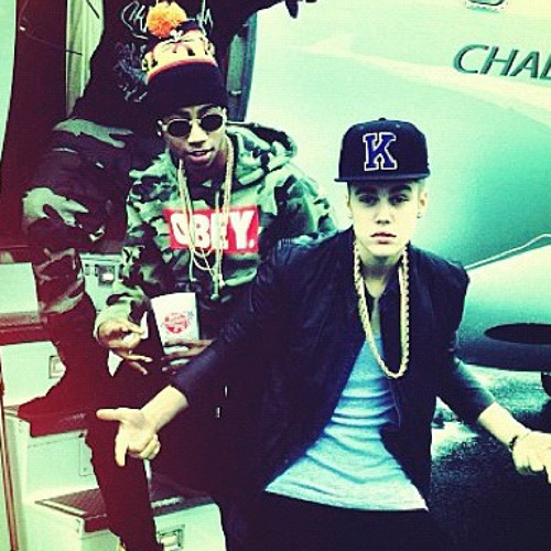 Lil Twist ft. Justin Bieber and Miley Cyrus - Twerk [FULL]