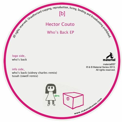 Hector Couto - Muffin Danse (Material)