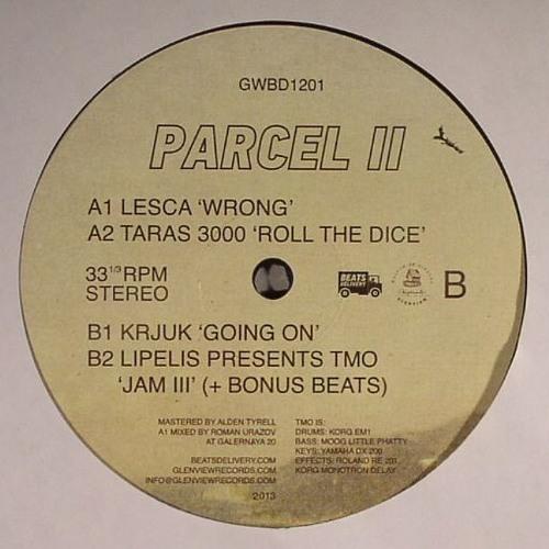 """GWBD1201 — Beats Delivery — VA: Parcel II 12"""""""