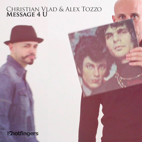 Christian Vlad & Alex Tozzo - Message 4 U (Sergio D'Angelo Back 2 Soul Mix)
