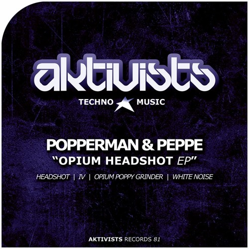 Popperman & Peppe - White Noise (preview)