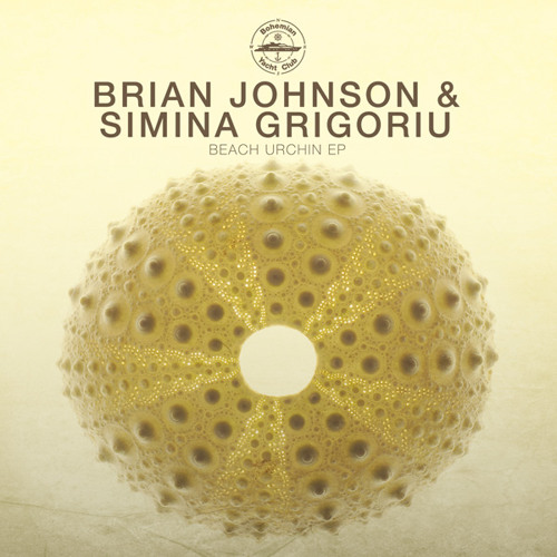 BYC003 - Beach Urchin EP - Brian Johnson & Simina Grigoriu (Previews)