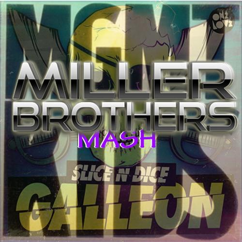Slice N Dice vs Global Deejays - Galleon Kids (Miller Brothers Mash)