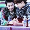 EXO Chanyeol Kai - Dang Dang Dang [29.08.13 FM4U KimShinyoung's Music Party]