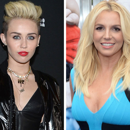 Miley Cyrus-Britney Spears Collaboration Confirmed