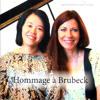 Download Points On Jazz - Dave Brubeck - Waltz - par Magali Bourquin & Yukiko Tanaka Mp3