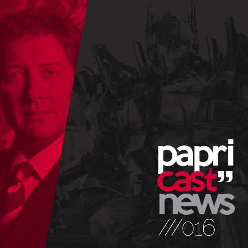 Papricast News 016