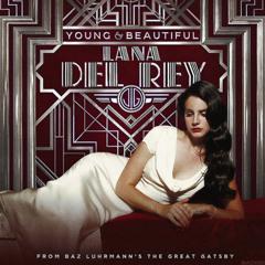 Lana Del Rey Young & Beautiful (Kevin Blanc Remix)