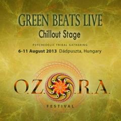 Green Beats Live Ozora Festival 2013