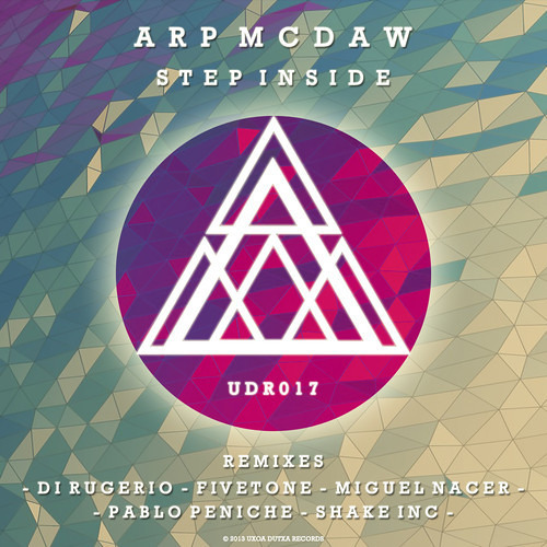 Arp McDaw - Step Inside (Fivetone Remix) (Preview) [Uxoa Dutxa Records]