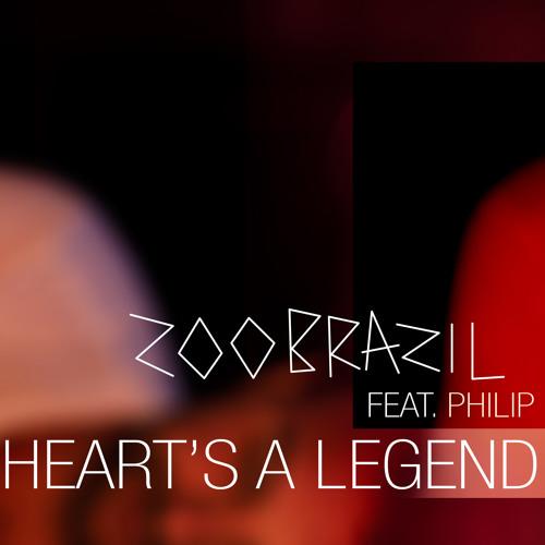 TEASER Zoo Brazil featuring Philip - Heart's a Legend (Sasse Remix)