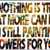 Painting Flowers-All Time Low Cover(1st practice) Almost Alice inspired song:) (FAIL!)