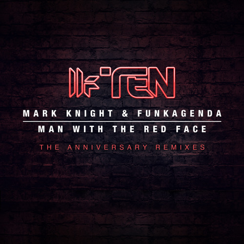 Mark Knight & Funkagenda - 'Man With The Red Face (Hardwell Remix)' - OUT NOW