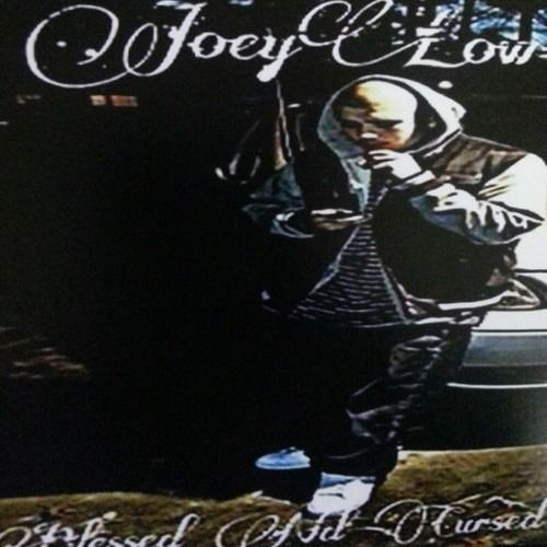 (#7)DINERO SOBRE TODO -JOEY LOW- BLESSED & CURSED MEX-TAPE
