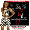 """Radio Commercial - """"You Better Not Tell"""" musical stage production on 9/28/13"""