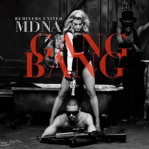 Gang bang shot