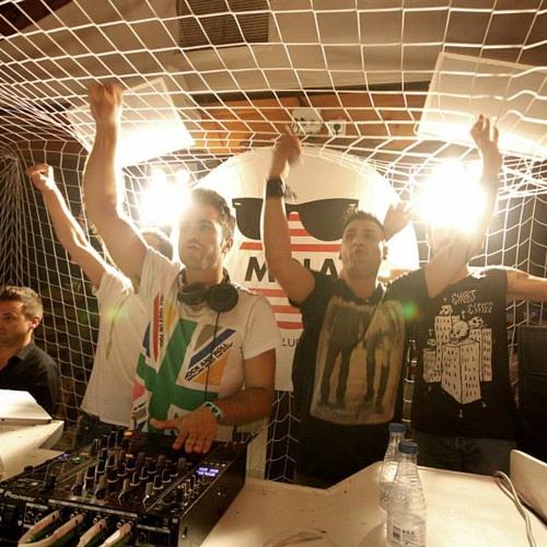 Coyu At Mola Club (Murcia-Spain) 18 August 2013