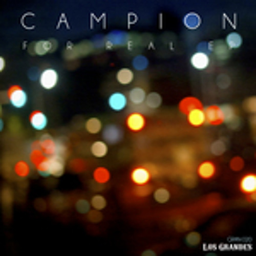 Campion - Anything
