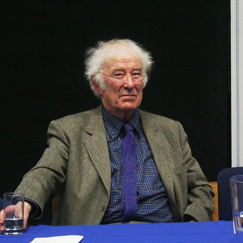 Poet Seamus Heaney recalls the language of his youth
