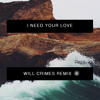 Calvin Harris - I Need Your Love Ft. Ellie Goulding (Will Crimes Nu Jack Summer Remix)