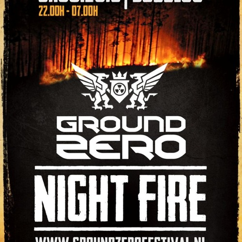 DJ RHEEZA - Promomix Ground Zero - Night Fire 2013