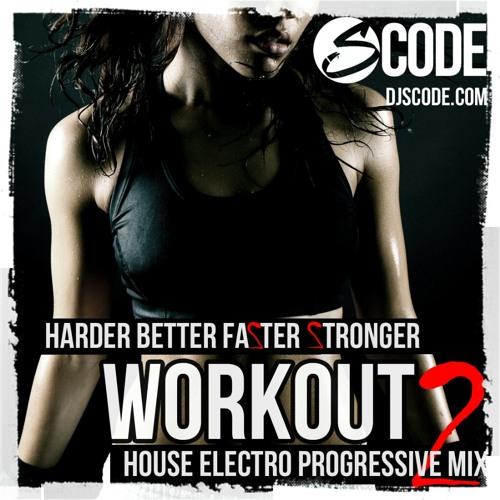 DJ S-CODE - Workout Mix Vol  2 (75min non stop mix) by DJ S