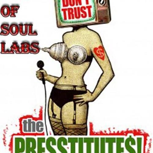 Presstitutes - Jamaris x Ron Donson(City of Soul Labs.)(prod. Inspectah Morze)
