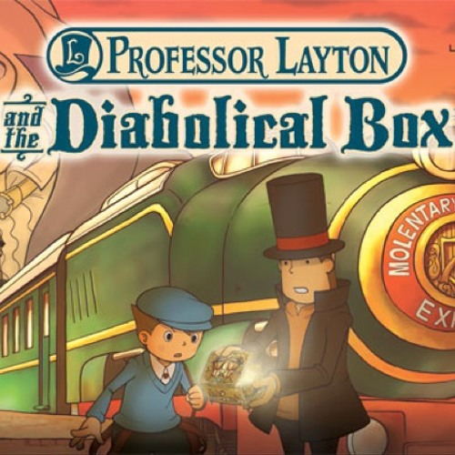 Professor Layton And The Diabolical Box: Molentary Express