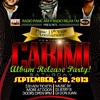 RADIO PANIC AM & RADIO RELAX FM PRESENT CARIMI Album Release Party