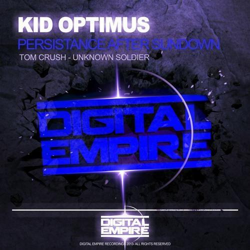 DER0155: Kid Optimus - Persistance After Sundown (Original + Remixes) OUT NOW