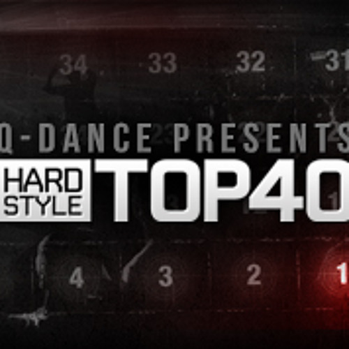 Q-dance presents: Hardstyle Top 40 | August 2013