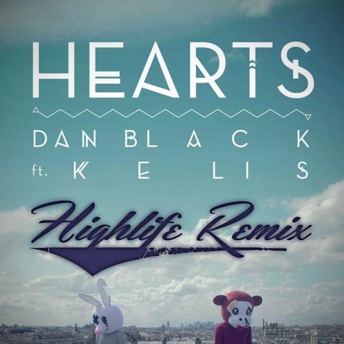Dan Black ft. Kelis - Hearts (Reevo Revelations Remix)