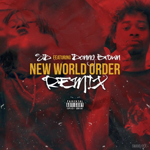 SD Feat. Danny Brown - New World Order (Remix)