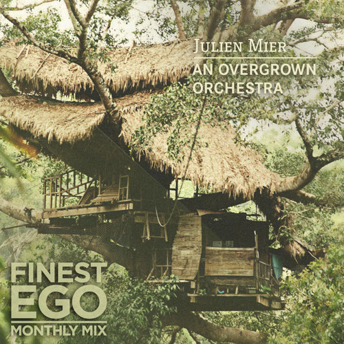 "Finest Ego | Monthly Mix #030 - August 2013: ""An Overgrown Orchestra"" by Julien Mier"