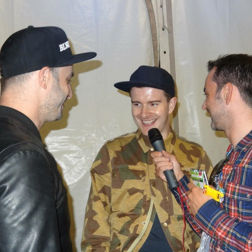 Jack Beats at Creamfields 2013