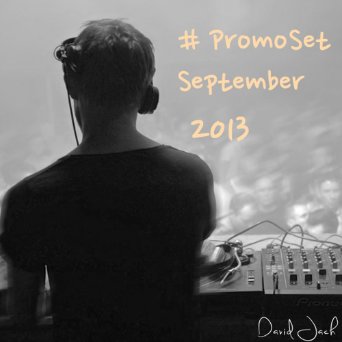 David Jach - PromoSet I September 2013
