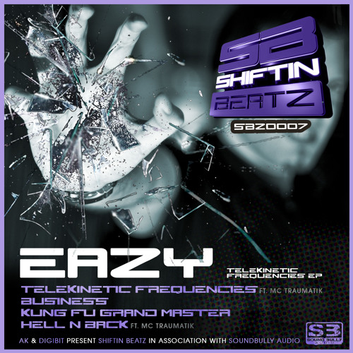 Eazy - Business - Shiftin Beatz SBZ0007 (OUT NOW!!!!)