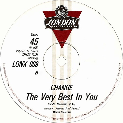 Change - The Very Best In You - Kay's 'Red Velvet Marshmallows' Re-Edit