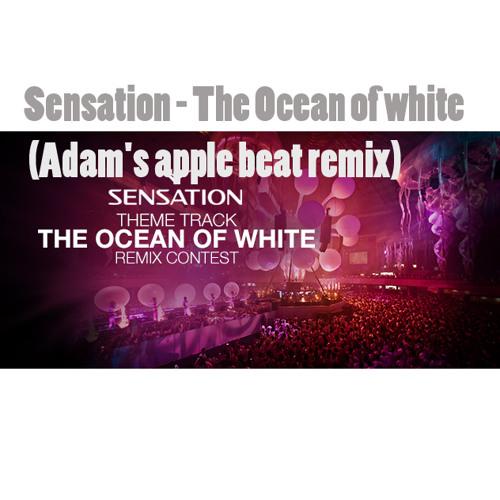 Sensation - The Ocean of white (Adam's apple beat remix)