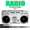RADIO EVOLUTION vol 1 dj monstermack Portada del disco
