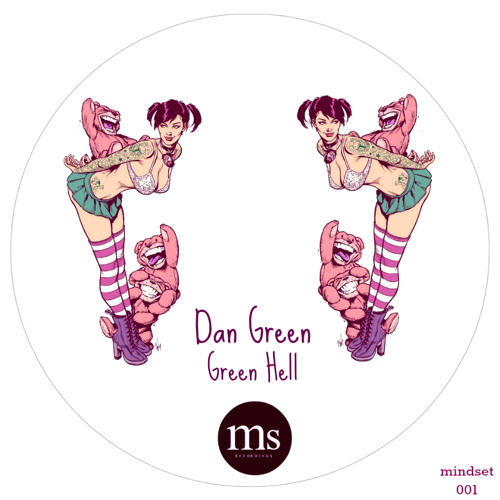 Dan Green - Love Letter (Original Mix) - Green Hell EP [Mindset Recordings] SEP_2013