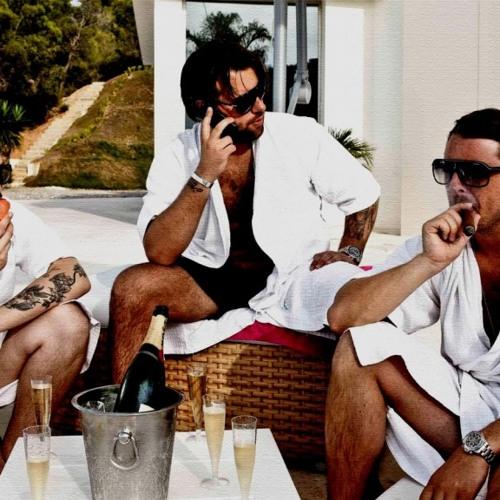 Swedish House Mafia One Vs Daft Punk One More Time (bootleg)