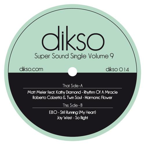 DIKSO 014 - VA -Super Sound Single Vol. 9