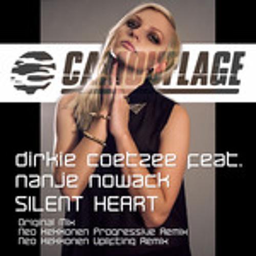 Dirkie Coetzee feat. Nanje Nowack - Silent Heart (Neo Kekkonen Uplifting Remix)