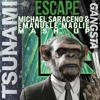 Escape to Tsunami (Michael Saraceno & Emanuele Maglie Mash-up) Support by Djs From Mars